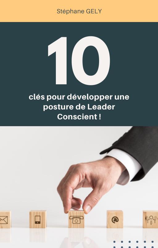 Ebook 10 clés pour développer son Leadership